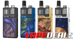 Lost Vape Orion Plus Pod System Kit (USA) $32.00