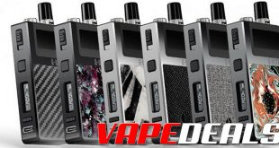 Lost Vape Q-Ultra 40W AIO Starter Kit (USA) $28.50