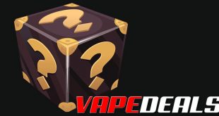 Mystery Vape Deal is Back in Stock! (POD System) $5.00