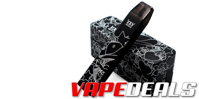VXV RB Pod Kit w/ PCC, 2 Pods, and 3 Batteries $25.61