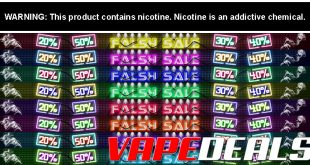 3fvape March 2020 Hardware Clearance Sale