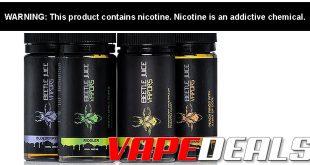 Beetle Juice Vapors E-liquid Review - A Fair Mix
