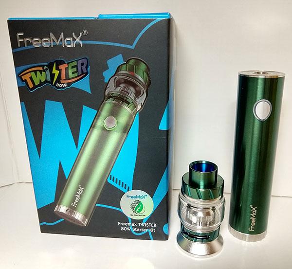 Freemax Twister Starter Kit