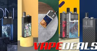 Lost Vape Orion Buyer's Guide – Specs for Every Device