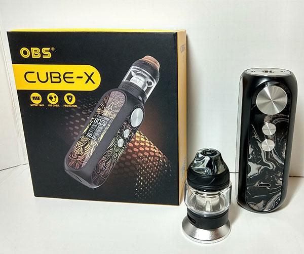 OBS Cube / Cube X Starter Kit