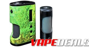 Ultroner Aether 80W Squonker Flash Sale $99.72