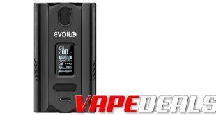 Uwell Evdilo 200W 21700 Box Mod (Free Shipping) $42.28