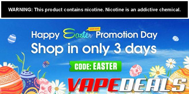 Vaporl April 2020 Super Sale Promotion