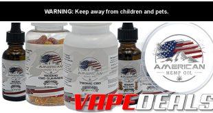American Hemp Oil B2G2 FREE Sale (Sitewide!)
