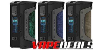 Geekvape Aegis Legend Box Mod $29 | Full Kit $34.19