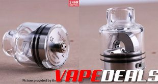 Hugsvape Ring Lord RDA Flash Sale $9.99