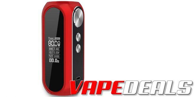 OBS Cube 80W 3000mAh Mod Clearance (USA) $22.47