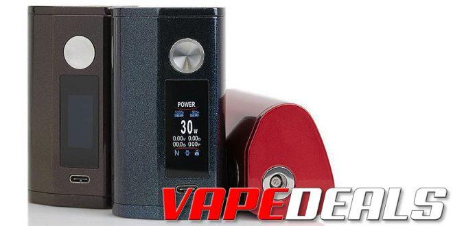 Asmodus Minikin V3 200W Box Mod (FS $100+) $36.00