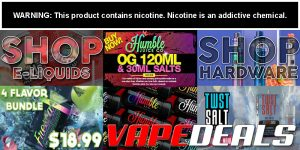 FlawlessVapeShop Clearance / Overstock Sale Update
