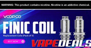 Eightvape Replacement Pod & Coil Deals $0.25+