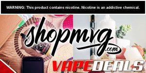 ShopMVG E-liquid Flash Sale (Extra 50% Off)