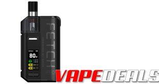 Smok Fetch Pro 80W AIO Starter Kit (USA) $31.46
