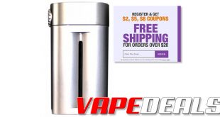 Squid Industries Tac21 Box Mod (Free Shipping) $60.00