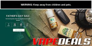 TheCBDSite Father's Day 2020 Sale (Extra 20% Off!)