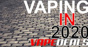 Vaping in 2020 - A Guide for New Vapers (PART 1)