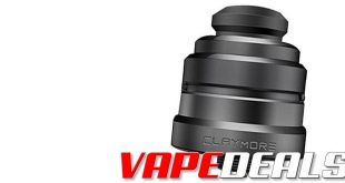Yachtvape Claymore RDA $18.45 (22mm/24mm)