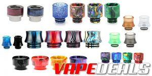 Drip Tip Deals! Several Options + Free Shipping $0.66+