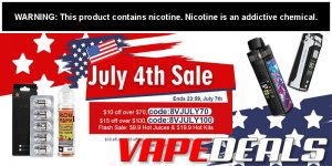 Eightvape 4th of July 2020 Sale + New Coupon Codes