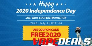 Fasttech 4th of July 2020 Coupon Code (Today Only!)