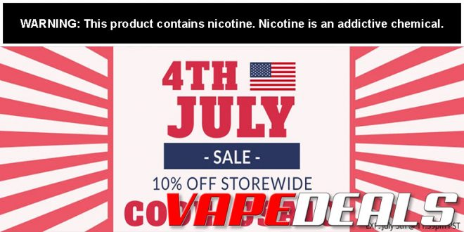 MyVPro 4th of July 2020 Sale (10% Off Sitewide)