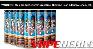 Sabores del Encanto eJuice by E&B Review!