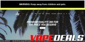 Savage CBD Sitewide Sale (Extra 30% Off)