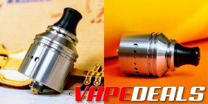 Vapefly Holic 22mm MTL RDA (Free Shipping) $11.35