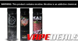 Vapewell E-liquid 60mL Sale (4 Flavors) $6.26
