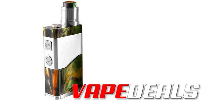 Wismec Luxotic NC 250W Kit (US Warehouse) $17.99