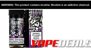 Sugoi Vapor and Yami Vapor E-liquid 100mL $6.78+