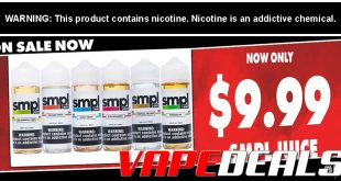 CheapEjuice Weekend E-liquid Sale (Extra 20% Off)