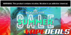 Ecig-City End of Summer 2020 Sale