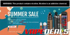 Eightvape Summer 2020 Hardware & E-liquid Sale