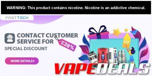 Fasttech Sale on Select Dovpo Products (Up to 38% Off)