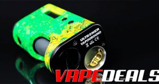 Ultroner Aether 80W Squonker Price Drop! $82.99