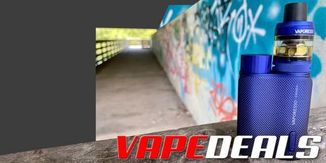 The Vaporesso Swag II 80W Starter Kit – Full Review!