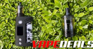 Wotofo Cog MTL RTA from SMM – Full Review!