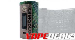 Asmodus Lustro Kodama Box Mod (Free Shipping) $78.29