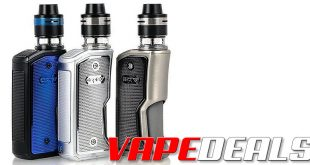 Aspire Feedlink Revvo Squonk Kit (USA) $18.00