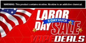 Eightvape Labor Day 2020 Sale (Crazy Deals!)