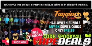 Fuggin Vapor Co. Halloween Bundle