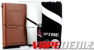 Innokin Sceptre Pod System Gift Set Promo $9.99
