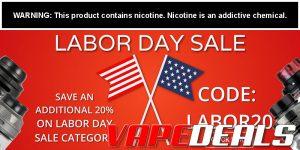 MyVPro Labor Day 2020 Sale (Extra 20% Off)
