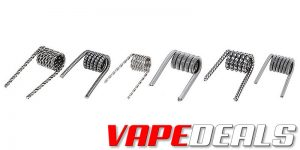 THC Pre-Built Coils Bundle 72-Pack (Free Shipping) $7.90