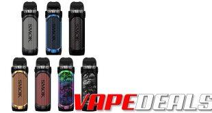 Smok IPX 80 Pod Kit Sale $21.99